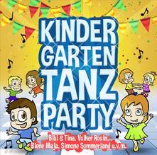 Kindergarten Tanzparty - CD Audio