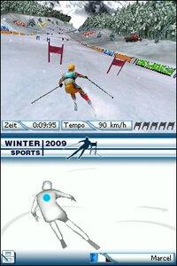 Videogioco Winter Sports 2009 Nintendo DS 4