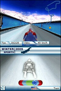 Videogioco Winter Sports 2009 Nintendo DS 5
