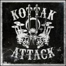 Attack - CD Audio di Kottak