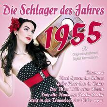 Die Schlager des 1955 - CD Audio