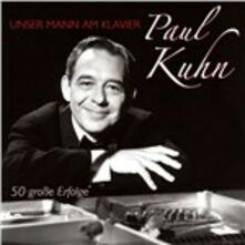 Unser Mann Am Klavier - CD Audio di Paul Kuhn