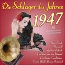 Schlager des Jahres 1947 - CD Audio