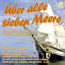 Ueber Alle Sieben Meere - CD Audio