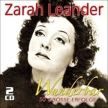 Wunderbar. 50 Grosse - CD Audio di Zarah Leander