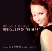 Musicals from the Heart (Colonna Sonora) - CD Audio