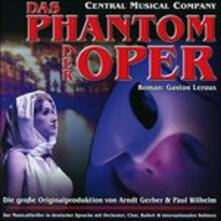 Das Phantom der Opera (Colonna Sonora) - CD Audio