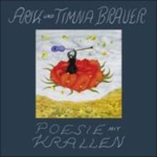 Poesie Mit Krallen - CD Audio di Arik Brauer