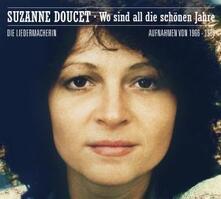 Wo Sind All Die Schoenen - CD Audio di Suzanne Doucet