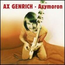 Axymoron - CD Audio di Ax Genrich