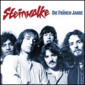 Foto Cover di Die Frühen Jahre, CD di Steinwolke, prodotto da Sireena
