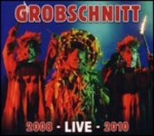2008 Live 2010 - CD Audio di Grobschnitt