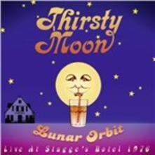 Lunar Orbit - CD Audio di Thirsty Moon