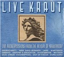 Livekraut - CD Audio