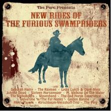 New Rides of the Furious Swampriders - CD Audio