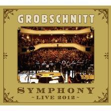 Symphony Live 2012 - CD Audio di Grobschnitt