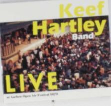 Live at Aachen Pop 1970 - CD Audio di Keef Hartley (Band)