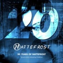 20 Years of Nattefrost - CD Audio