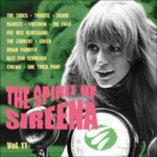 Spirit of Sireena 11 - CD Audio
