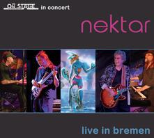 Live in Bremen - CD Audio di Nektar