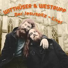 Der Jesuspilz Live - CD Audio di Witthuser & Westrupp