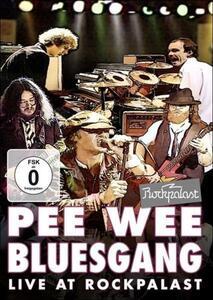 Pee Wee Bluesgang. Live At Rockpalast - DVD