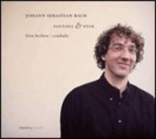 Fantasie e Fughe BWV904, BWV944, BWV903, BWV915 - Fantasie BWV918, BWV1121, BWV917, BWV922 - Fughe BWV951, BWV959 - CD Audio di Johann Sebastian Bach,Leon Berben