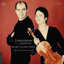 Sonatas for Viola & Piano vol.2 - CD Audio di Johannes Brahms