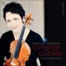 Romance oublée - SuperAudio CD di Tabea Zimmermann