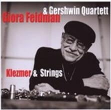 Klezmer & Strings - CD Audio di Giora Feidman