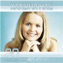 20 Hits - CD Audio di Xandra Hag