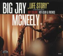Life Story - CD Audio di Big Jay McNeely