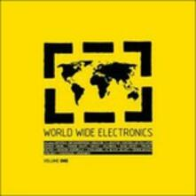 World Wide Electronics Vol.1 - CD Audio
