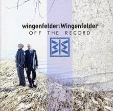 Off The Record - CD Audio di Wingenfelder
