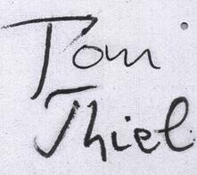 Tom Thiel - CD Audio di Tom Thiel