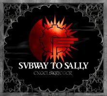 Herzblut. Engelskrieger - CD Audio di Subway to Sally