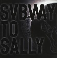 Schwarz in Schwarz - CD Audio di Subway to Sally