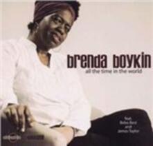 All the Time in the World - CD Audio di Brenda Boykin