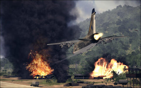 Air Conflicts. Vietnam - 4