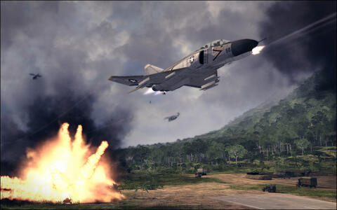 Air Conflicts. Vietnam - 3