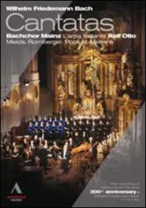 Wilhelm Friedemann Bach. Cantatas - DVD