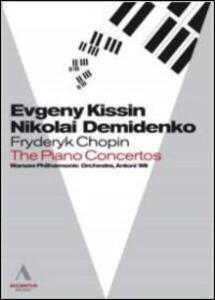 Evgeny Kissin, Nikolai Demidenko. The Piano Concertos - DVD
