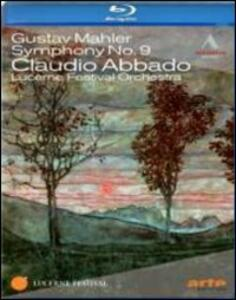 Gustav Mahler. Symphony No. 9 - Blu-ray