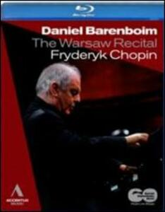 Daniel Barenboim. The Warsaw Recital - Blu-ray