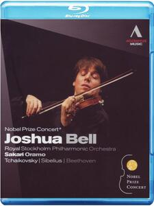 Joshua Bell. Nobel Prize Concert 2010 - Blu-ray