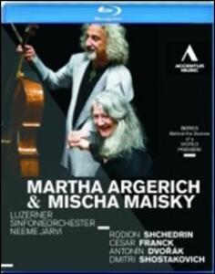 Martha Argerich & Mischa Maisky - Blu-ray