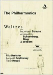 The Philharmonics. Waltzes By Johann Strauss - DVD