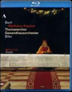 Johann Sebastian Bach. St. Matthew Passion - Blu-ray