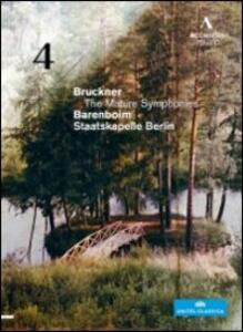 Bruckner. Sinfonia n.4 - DVD
