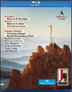Claudio Abbado conducts Mozart & Schubert - Blu-ray